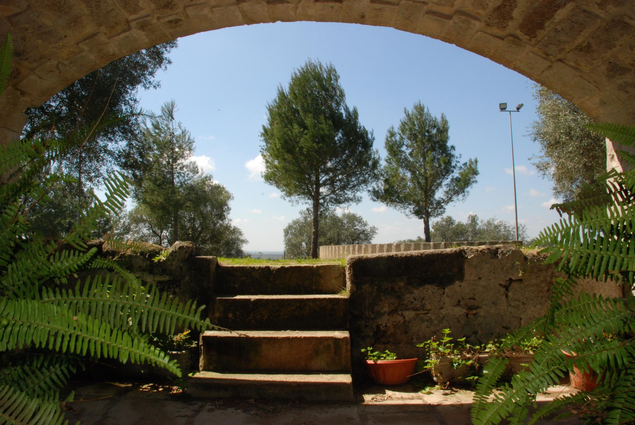 Vista Cripta di San Giovanni interno