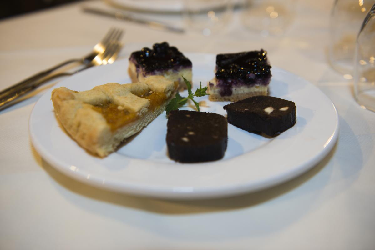 Dessert artigianali