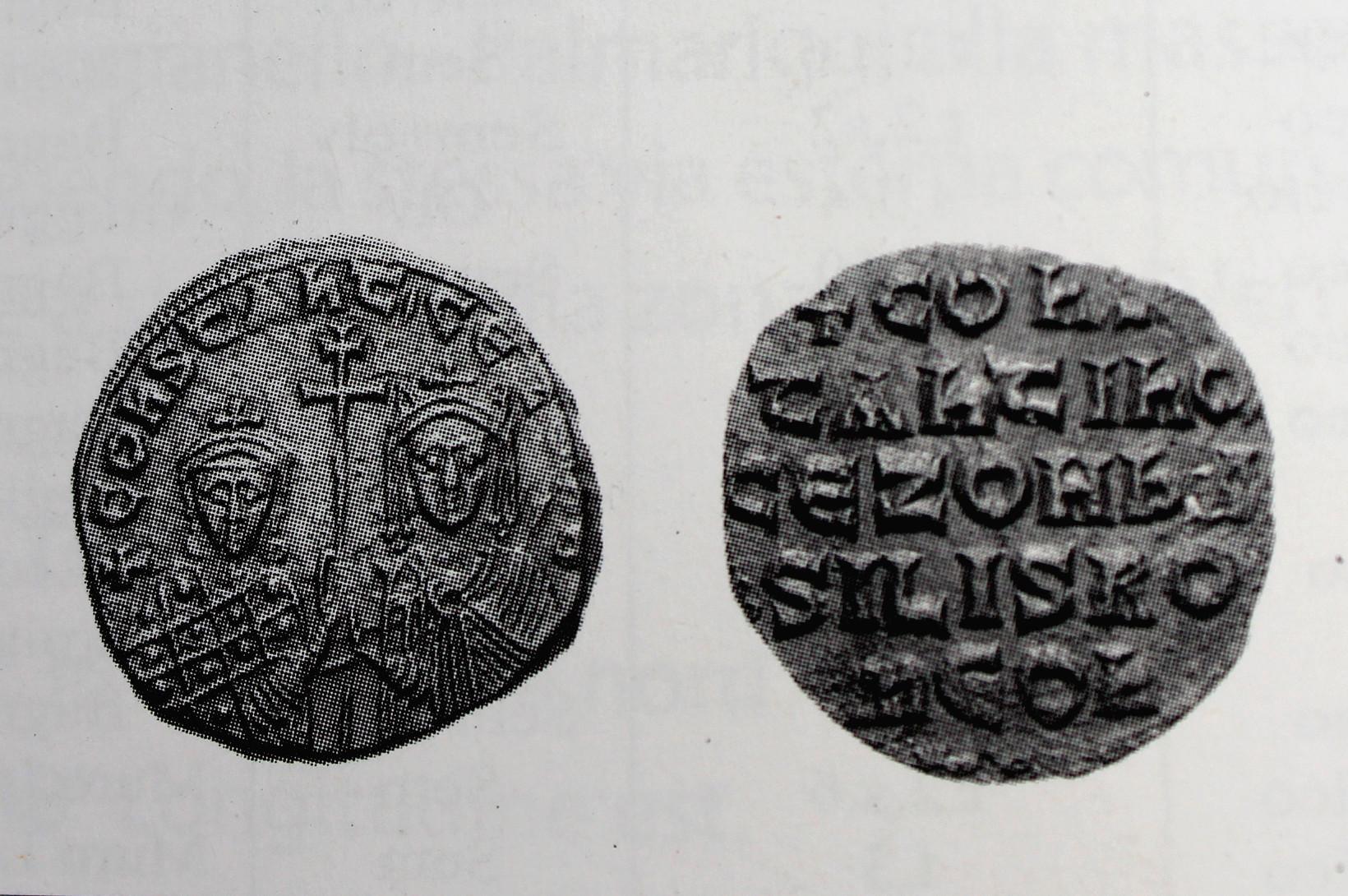 Il Fòllaro di Costantino VII